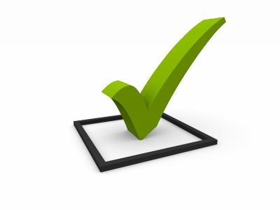 Checkmark conseil linkbuilding