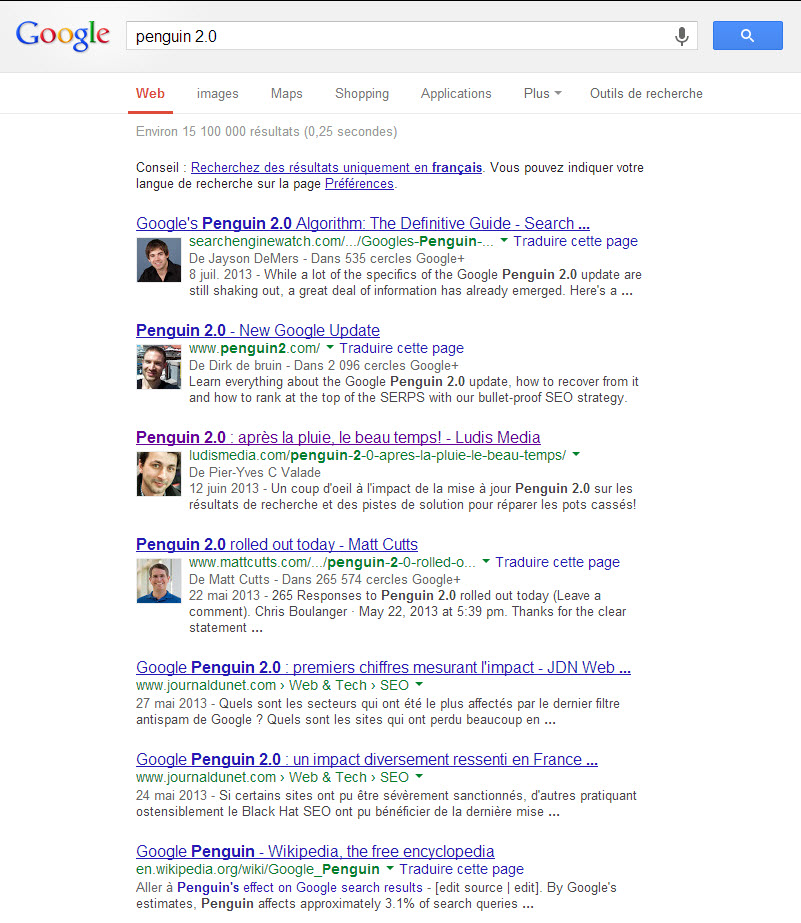google authorship ludis media