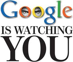 Google analytics is watching you