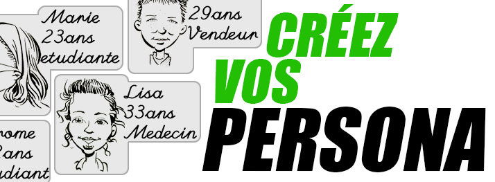 Création de personas: Passez à l'action!