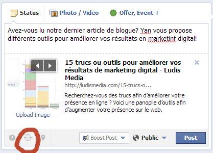 facebook-target