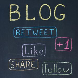 blog retweet etc.