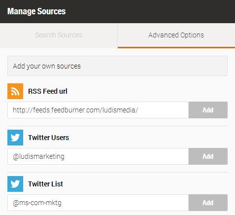 scoopit sources Scoop.it: Comment augmenter votre visibilité sur le net