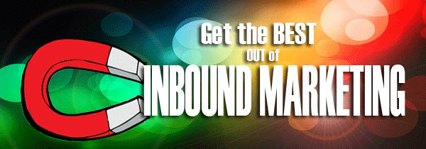 Inbound Marketing advices