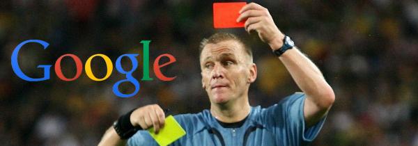 3 pénalités Google qui font mal aux Webmasters