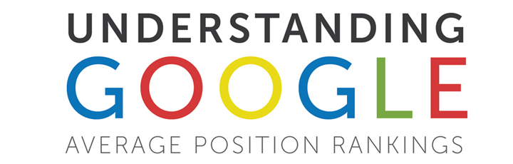 Comprendre le positionnement moyen de Google