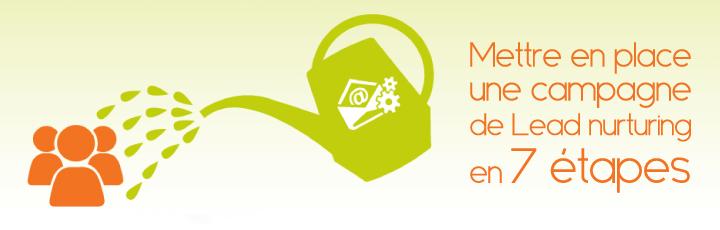 Lead nurturing: 7 étapes pour une campagne efficace