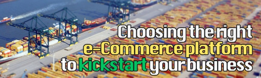 E-commerce: Choisir la bonne plateforme