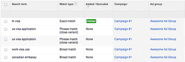 google-adwords-search-terms-table