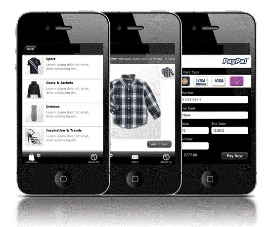 application-mobile-ecommerce