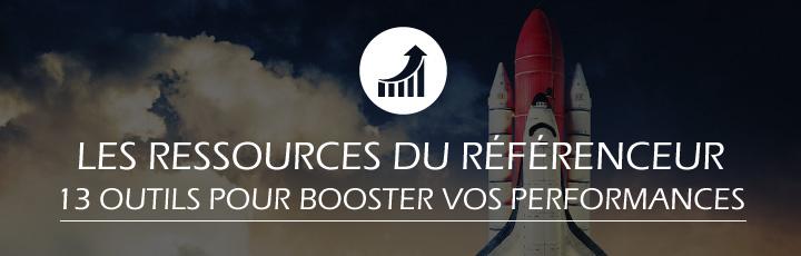 Les ressources du référenceur – 13 outils pour booster vos performances SEO