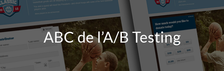 L'ABC de l'A/B testing