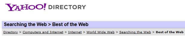 web directory example