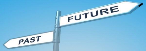 change past future SERP