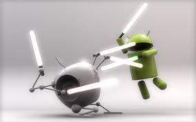 Andoïde vs iOS