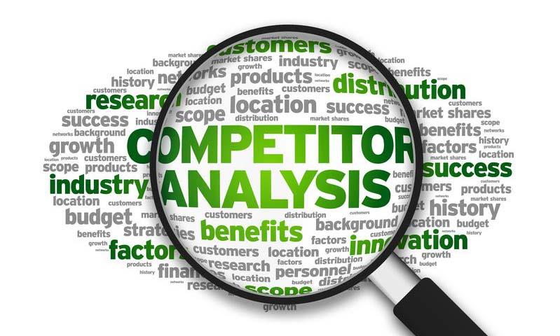 analyse de la competition