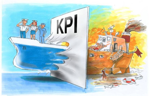 KPI allows a close control over your strategic efforts.
