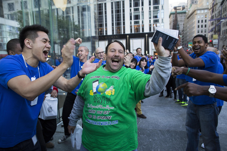 iPhone 5 Launch - Evangelists