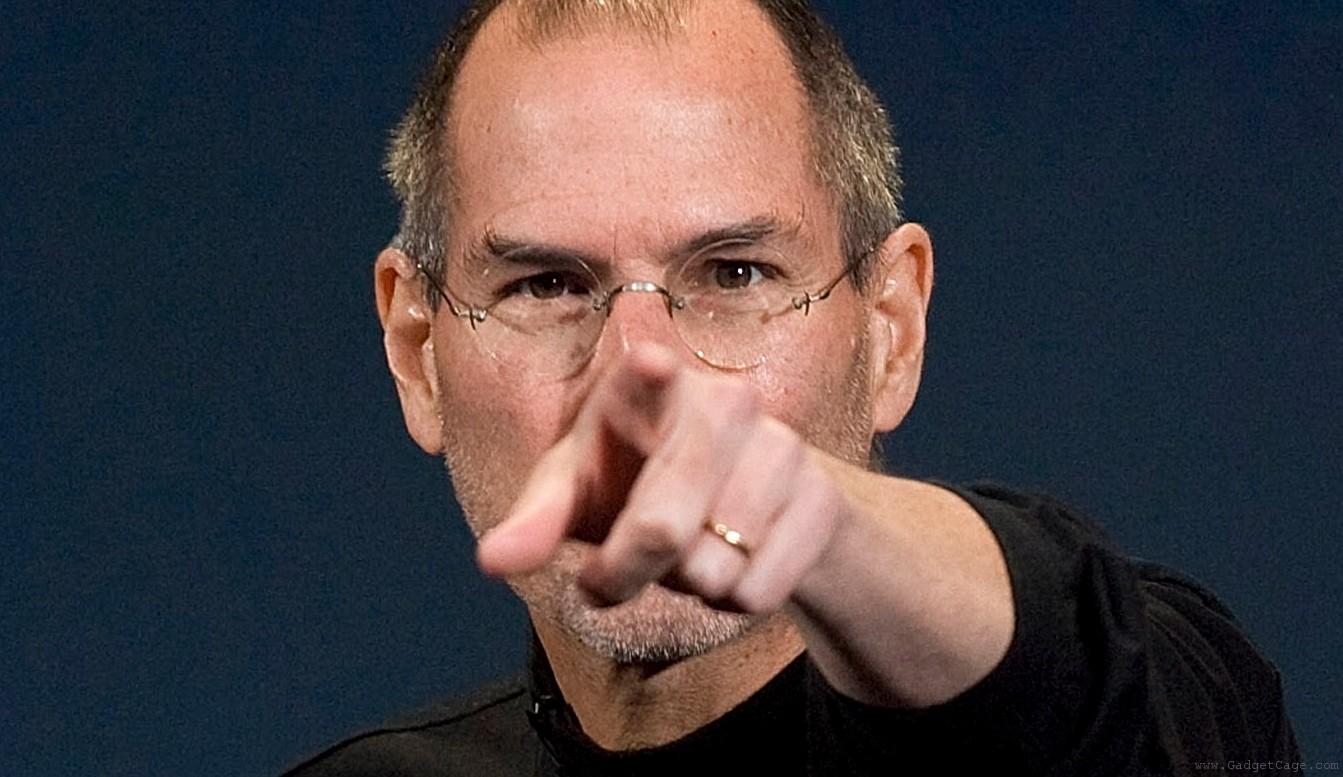 Steve Jobs Brand evangelist for Apple