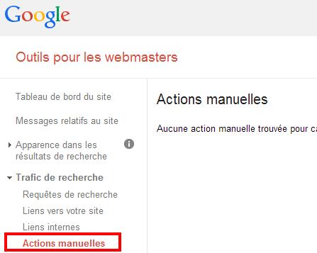 Action-manuelle
