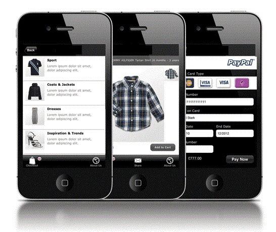 application-mobile-ecommerce