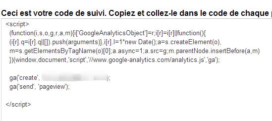 Google Analytics Universal